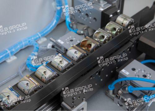 מערכת לבדיקת תקינות מנגנון הפעלה של מטעני נפץ