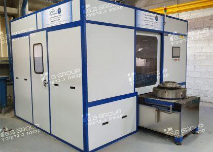 מכונת ליטוש מדויקת CNC