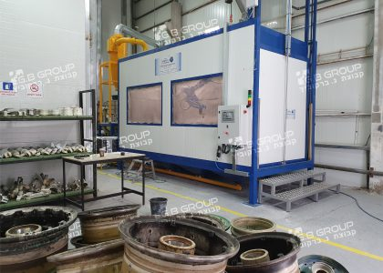 Robotic Paint Removal System